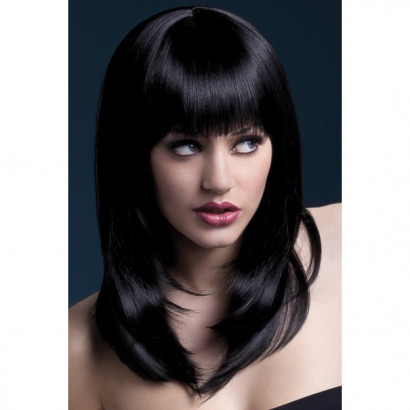 Fever Tanja Wig 42521 - Black Wig