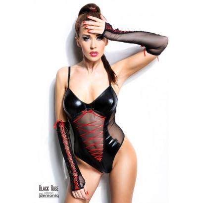 Demoniq Evelyne Erotic body Black