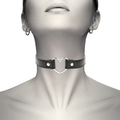 Coquette Hand Crafted Choker Heart 226908