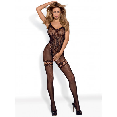 Obsessive Bodystocking F213 Black