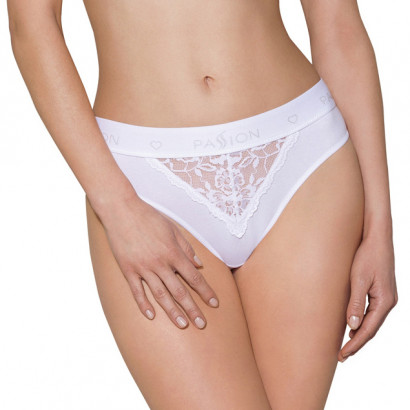 Passion PS001 Panties White