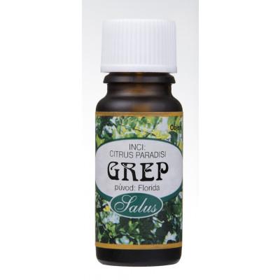 Saloos 100% prírodný esenciálny olej Grep 10ml