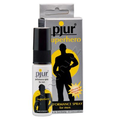 Pjur superhero Performance Spray 20ml