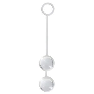 ToyJoy Duo Love Balls - Venušine guľôčky zo skla