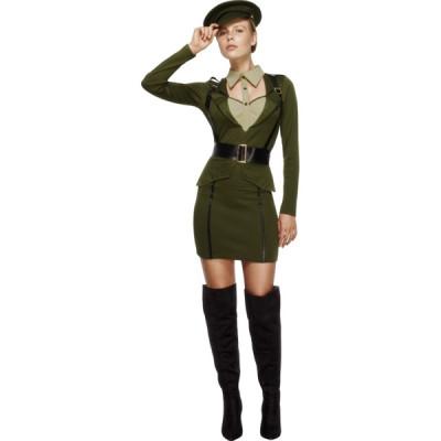 Fever Captain Costume 43487