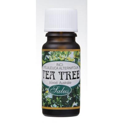 Saloos 100% prírodný esenciálny olej Tea Tree 10ml