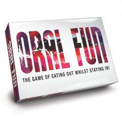 Creative Conceptions Oral Fun Game EN - Erotická hra Anglická verzia
