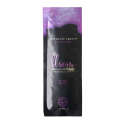 Intimate Earth Aromatherapy Massage Oil Bloom 30ml