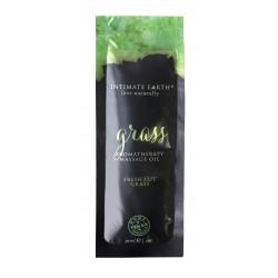 Intimate Earth Aromatherapy Massage Oil Grass 30ml