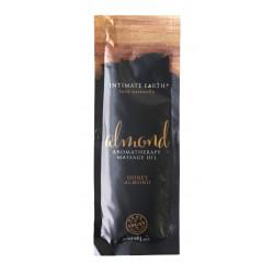 Intimate Earth Aromatherapy Massage Oil Almond 30ml