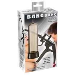 You2Toys Bang Bang Penis Pump Black