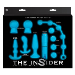 NMC The Insider Deluxe Couple Kit 10 pack