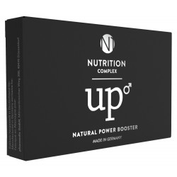 Nutrition Complex Up Natural Power Booster 4tbl
