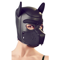 Bad Kitty Dog Face Mask