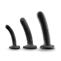 Blush Temptasia Twist Kit Set of Three Black