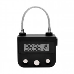 Master Series The Key Holder Time Lock Black