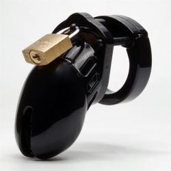 CB-X CB-6000S Chastity Cage Black