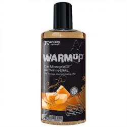 Joydivision WARMup Karamel Masážny olej 150ml
