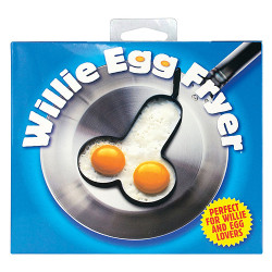 Egg Fryer - Forma na vajíčka v tvare penisu
