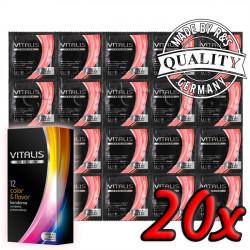 Vitalis Premium Strawberry 20ks