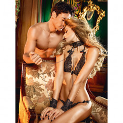 Baci Lace Love Slave Set