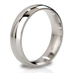 Mystim His Ringness The Earl Polished 48mm