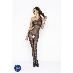 Passion Bodystocking BS041 Čierna