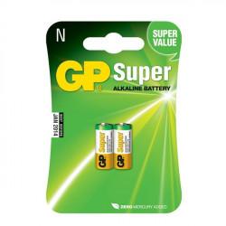 Batéria alkalická GP LR1 1,5V 2ks