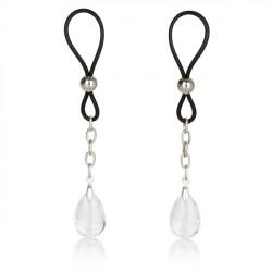 California Exotics Nonpiercing Nipple Jewelry Crystal - Ozdoby na bradavky