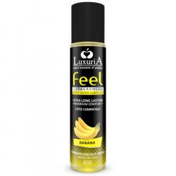 Luxuria Feel Banana Water Based Lubricant 60ml