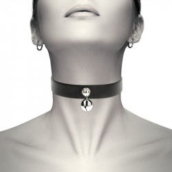 Coquette Hand Crafted Choker Jingle Bell 226911