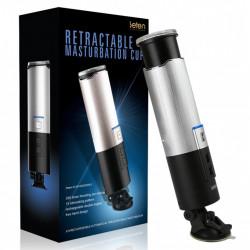 Leten X-9 Retractable Masturbation Cup