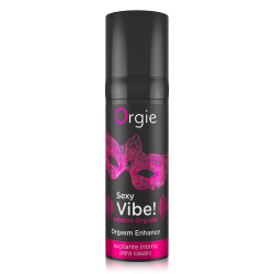Orgie Sexy Vibe! Orgasm Enhance 15ml