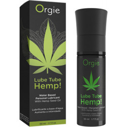 Orgie Hemp! Lube Tube 50ml