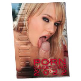 Orion Pin-up Calendar Hardcore Porn 2022