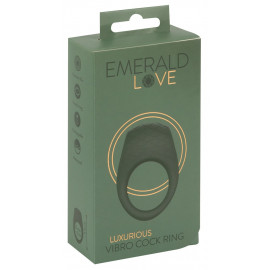 Emerald Love Luxurious Cock Ring