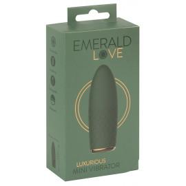 Emerald Love Luxurious Mini Vibrator