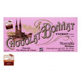Bonnat Morenita Mexique 65% 100g