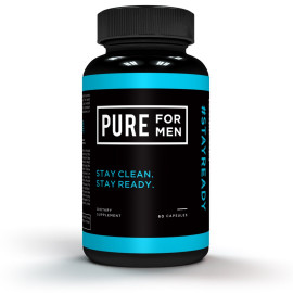 Pure For Men 60 Capsules