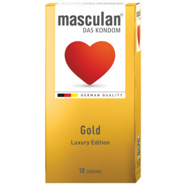 Masculan Gold 10 pack