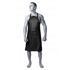 Doc Johnson Kink Wet Works Master Apron Čierna