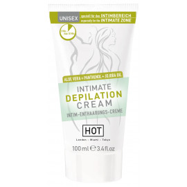 HOT Intimate Depilation Cream 100ml
