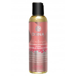 Dona Kissable Massage Oil Vanilla 110ml