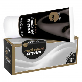 HOT Ero Backside Anal Relax Cream 50ml