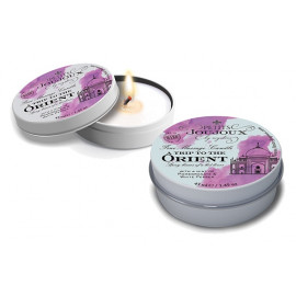 Petits JouJoux Massage Candle A trip to Orient Pomegranate & White Pepper 43ml