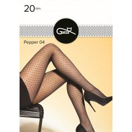Gatta Pepper 04 Nero