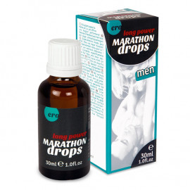 HOT Ero Marathon Long Power Drops Men 30ml