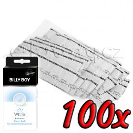 Billy Boy White 100ks