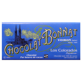 Bonnat Los Colorados 75% 100g