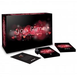 Creative Conceptions You & Me - Erotická hra Anglická verzia